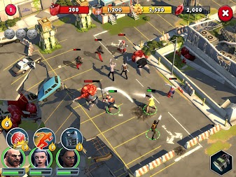Zombie Anarchy: Survival Strategy Game APK screenshot thumbnail 12