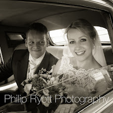 Wedding photographer Philip Ryott (philipryott). Photo of 28.07.2014