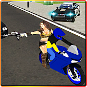 Police Car Vs Theft Bike Android APK Download Free By Do It Fun Games