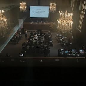 ナチス=ドイツの戦争責任と犯罪を断罪するための国際軍事裁判が行われた場所「ニュルンベルク・フュルト裁判所」
