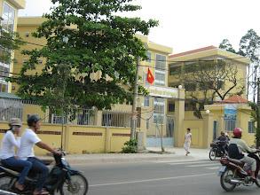 Photo: Trường Cộng đồng cũ đã xây dựng lại