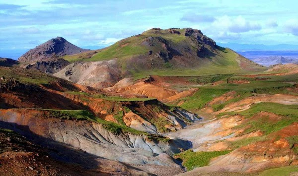 Krýsuvík-Reykjanes