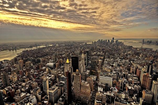 Oro e Ambra su NYC di mayoplast