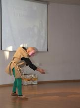 Photo: Performance teatral
