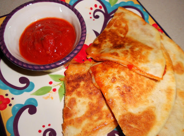 Italian Quesadillas Recipe