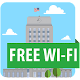 Free WiFi Houston: WiFi map icon