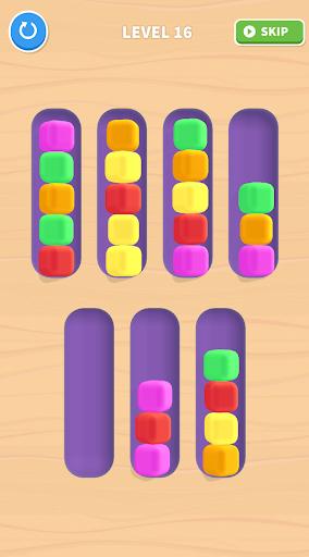Sort Cubes apktram screenshots 5