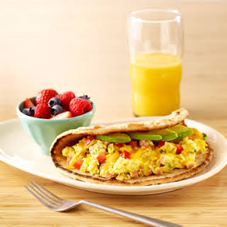 Breakfast Pita Flatbreads.