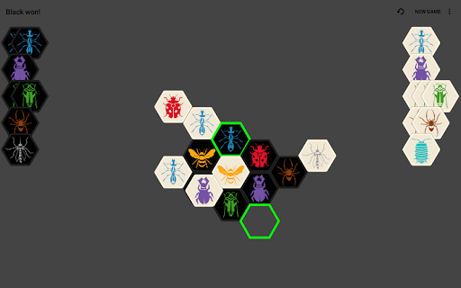 Hive with AI (board game) 9.0.1 screenshots 14
