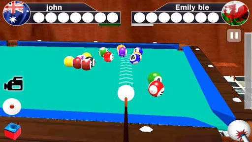 Pool Game Free Offline  screenshots 4