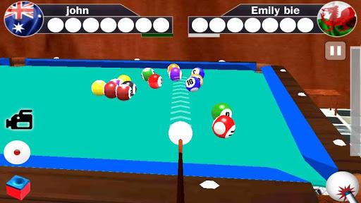 Pool Game Free Offline 1.4 screenshots 4