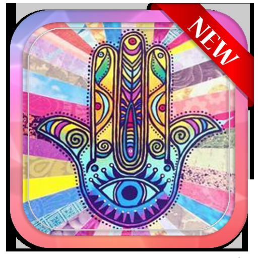App Insights Hamsa Hand Wallpaper