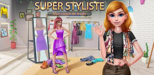 Super Styliste Mon Coach De Mode Applications Sur Google Play