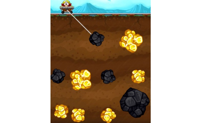 Passion gold miner