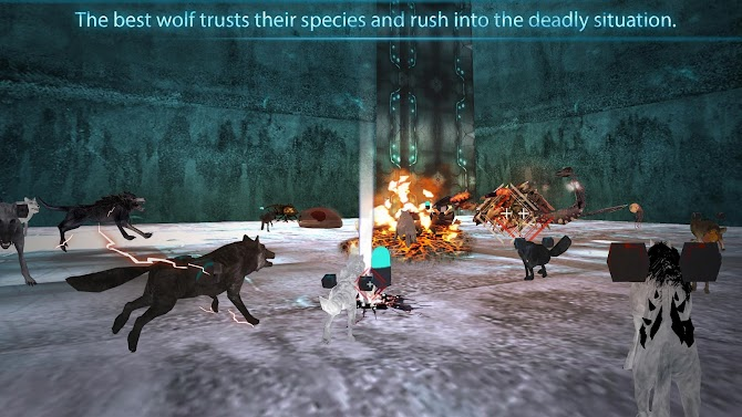 X-WOLF Android 4