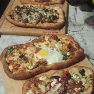 Artisan Pizza Dough
