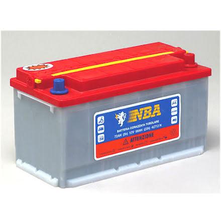 PS rörcellsbatteri 12V 100Ah/20h/76Ah/5h