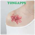 Artistic Flower Tattoo Idea and Meaning icon
