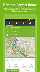 Komoot — Cycling, Hiking & Mountain Biking Maps APK screenshot thumbnail 13