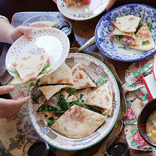 Umbrian Flat Bread Sandwiches (Torta al Testo)