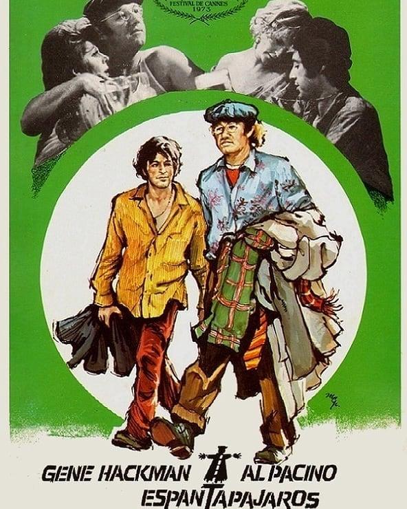 El espantapájaros (1973, Jerry Schatzberg)
