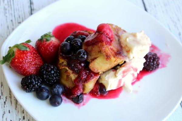 French Toast With Maple Mascarpone Recipe