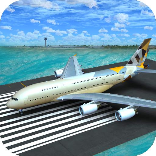 Flight Pilot 3D Plane Simulator: Flying Jet