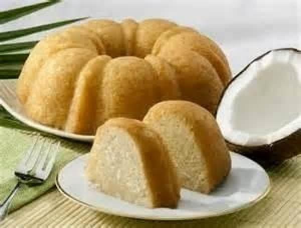 Coconut Pound Cake Recipe