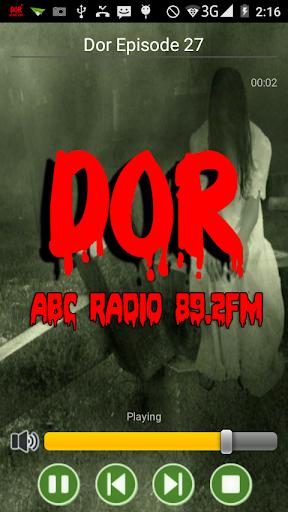 Dor Collection : ABC Radio