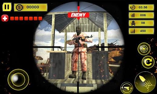 Counter Terrorist Sinper 3D 17 - náhled