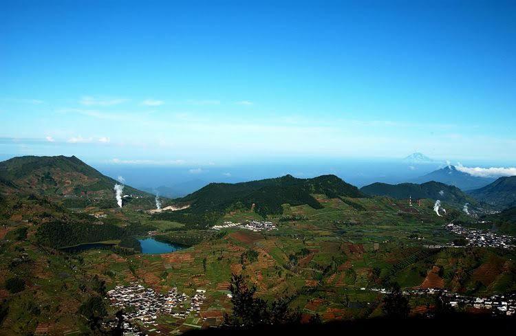 gunung di wonosobo jawa tengah terindah yang wajib dikunjungi pecinta ketinggian