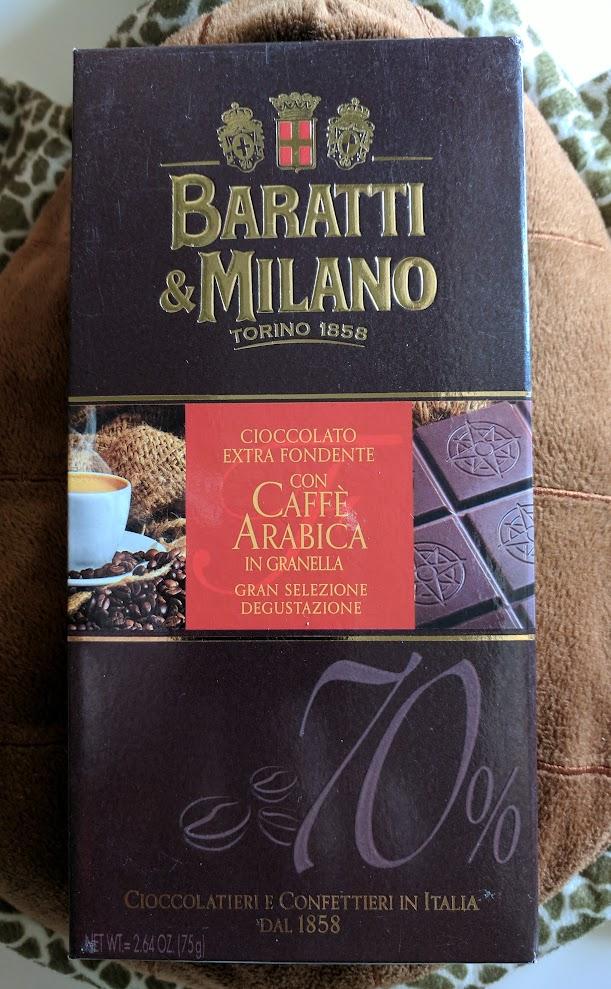 70% baratti milano coffee bar