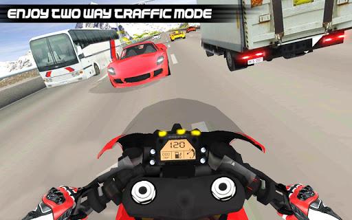 Traffic Moto Racer 1.0.1 screenshots 8