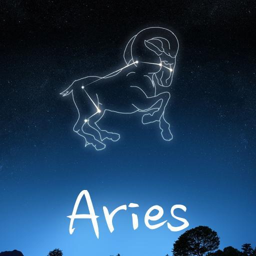 Zodiac Aries GO Keyboard theme