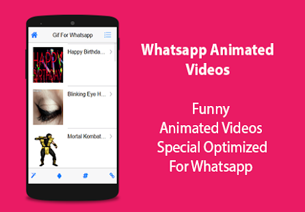 GIF For Whatsapp- screenshot thumbnail