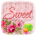 (FREE) GO SMS PRO SWEET THEME icon