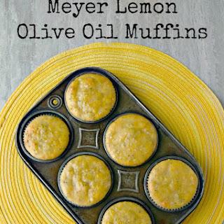 Meyer Lemon Olive Oil Recipes.