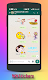 screenshot of Good Morning Stickers - WAStickerApps