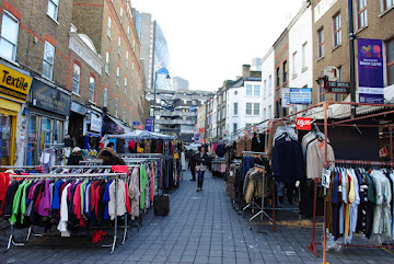 Aldgate Shopping and Markets
