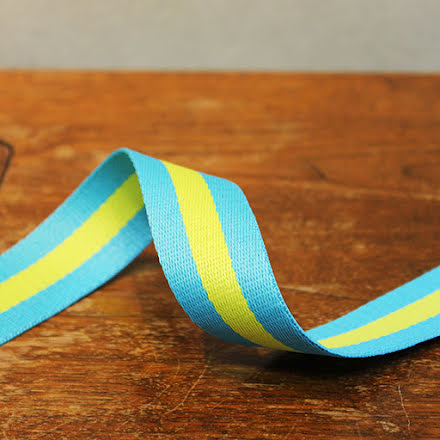 Rand Band - gul/blå