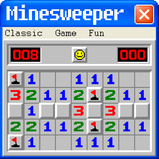 Minesweeper: Classic Solitaire