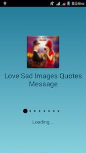 Love Sad Images Quotes Message