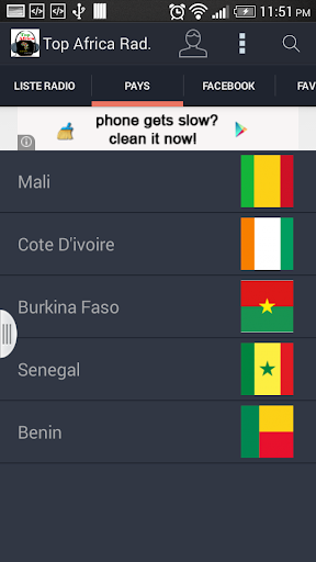 Top Africa Radios