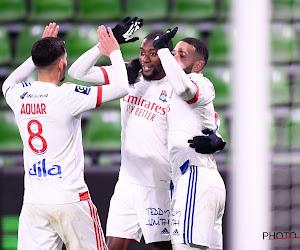Ligue 1 : Lyon se replace avant le choc face au PSG