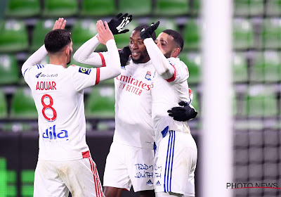 Ligue 1 : Lyon et Jason Denayer ridiculisent Saint-Etienne dans le derby