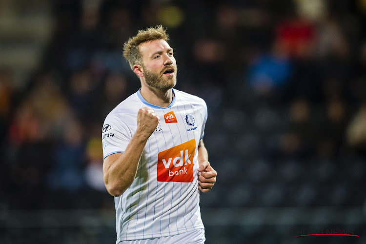 Bonne nouvelle pour Depoitre et La Gantoise avant l'Europa League