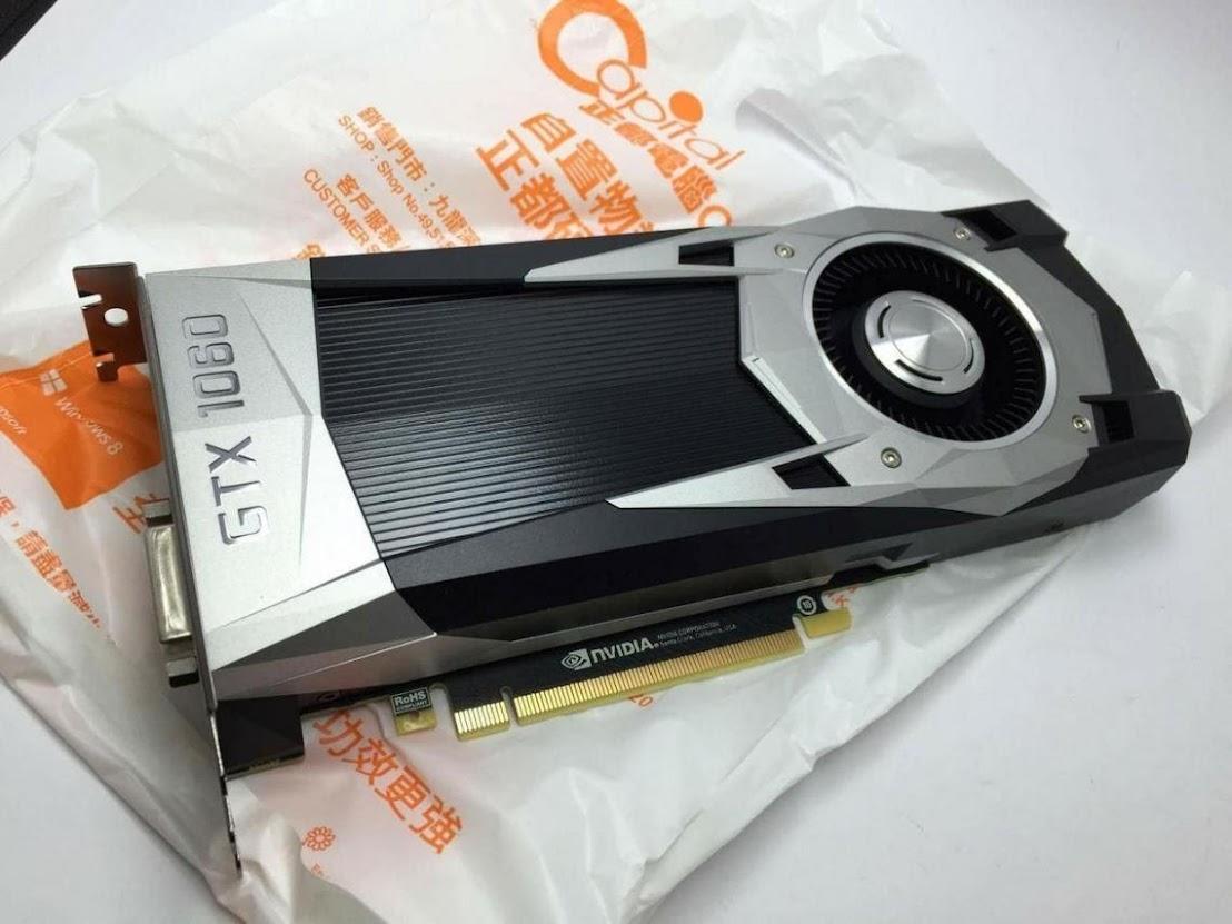 Rò rỉ thông tin về card đồ họa GeForce GTX 1060