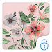 Vintage Flower CM Locker Theme icon