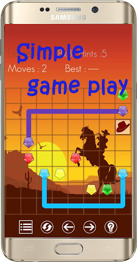 Dots puzzle for PC