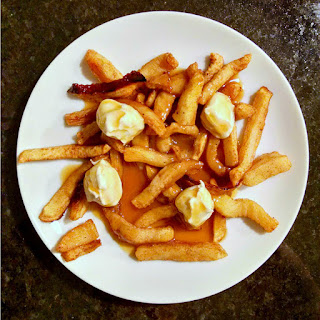 Poutine for Dessert – #SundaySupper April Fool's Fake Out Food.